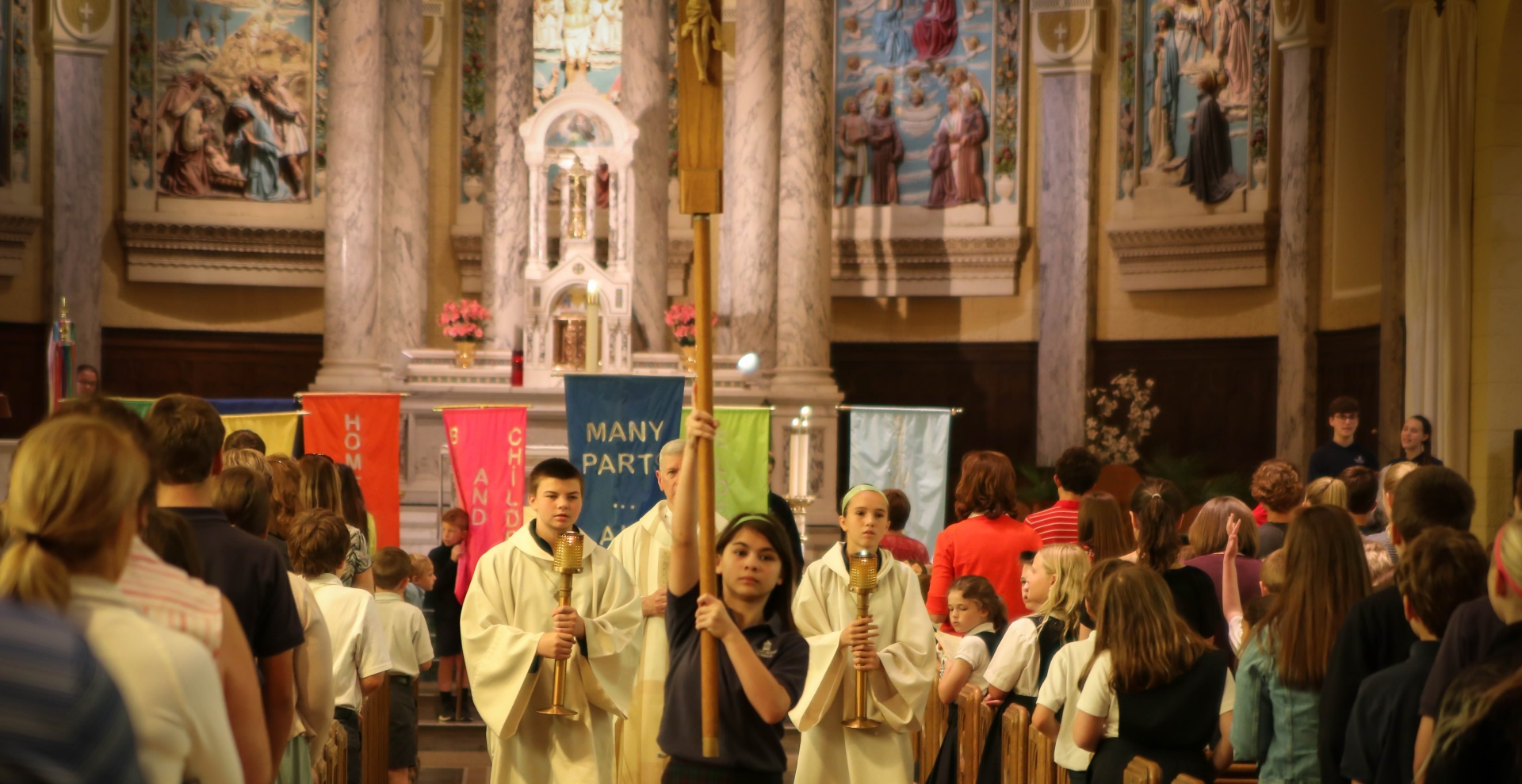 Church – Saint Agnes Catholic Community