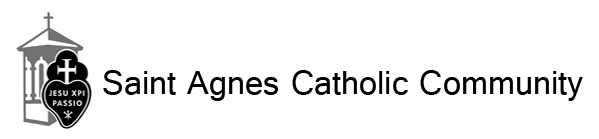 St. Agnes Parish Logo