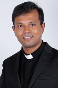 Fr. Febin Barose, C.P.